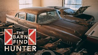 Rust-free Barn Finds in Arizona | Barn Find Hunter - Ep. 14