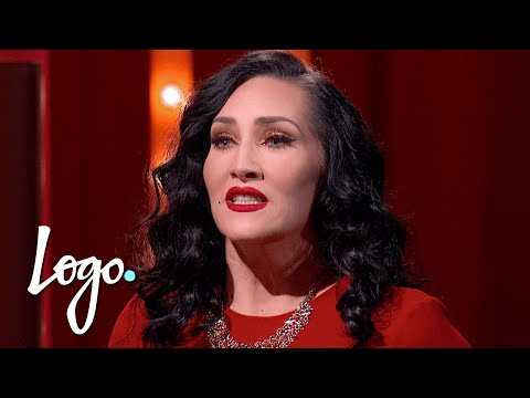 Madonna Super Fan Michelle Visage | 'Gay For Play' Game Show Starring RuPaul | Logo