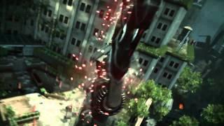 Crysis 2 -- видео к выходу игры