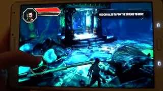 Godfire: Rise of Prometheus Gameplay Android FREE walkthrough part 1 Samsung Tab S T700