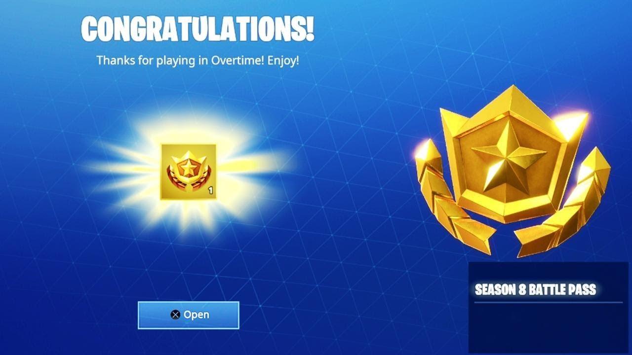Fortnite season 8 battle pass rewards leaked