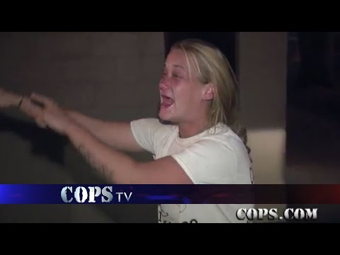 Gum and Gummer, Deputy Hall, COPS TV SHOW