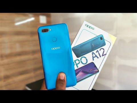 Oppo A12 Unboxing and Full Review