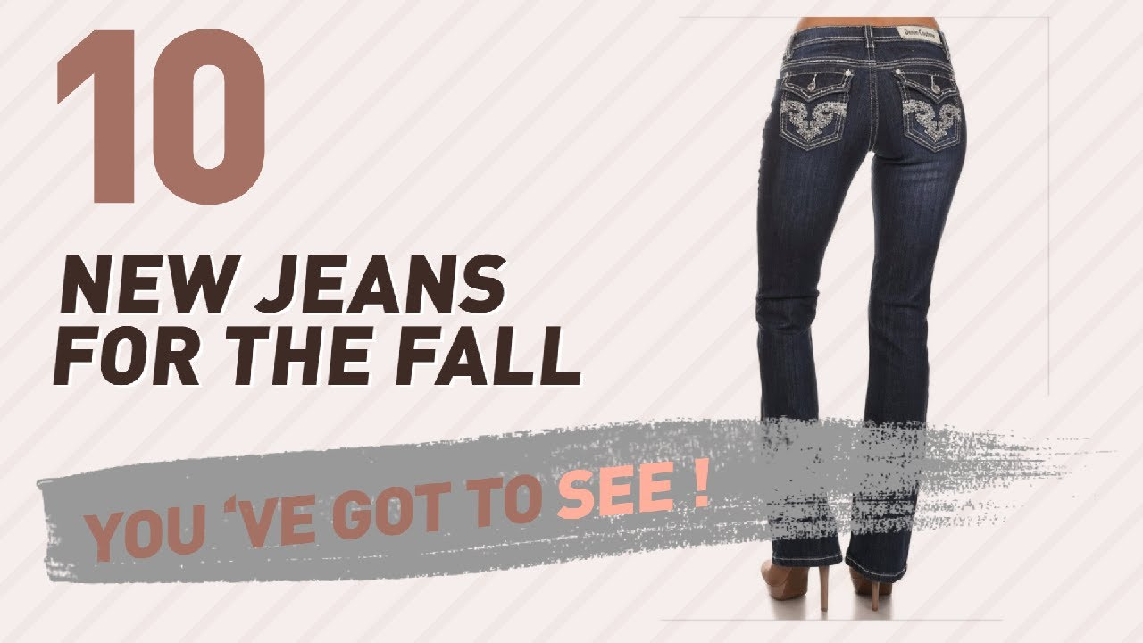 a84beec5680 L.A. Idol Jeans Women s Jeans    New   Popular 2017 - YouTube