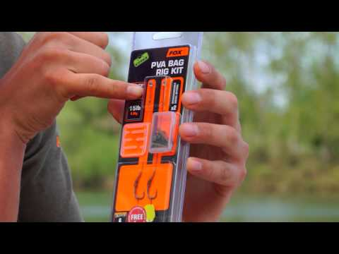 ***CARP FISHING TV*** NEW Edges PVA Bag Rig Kit explained...