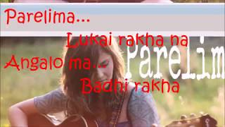 Parelima track with lyrics|| full music track for Girls karaoke