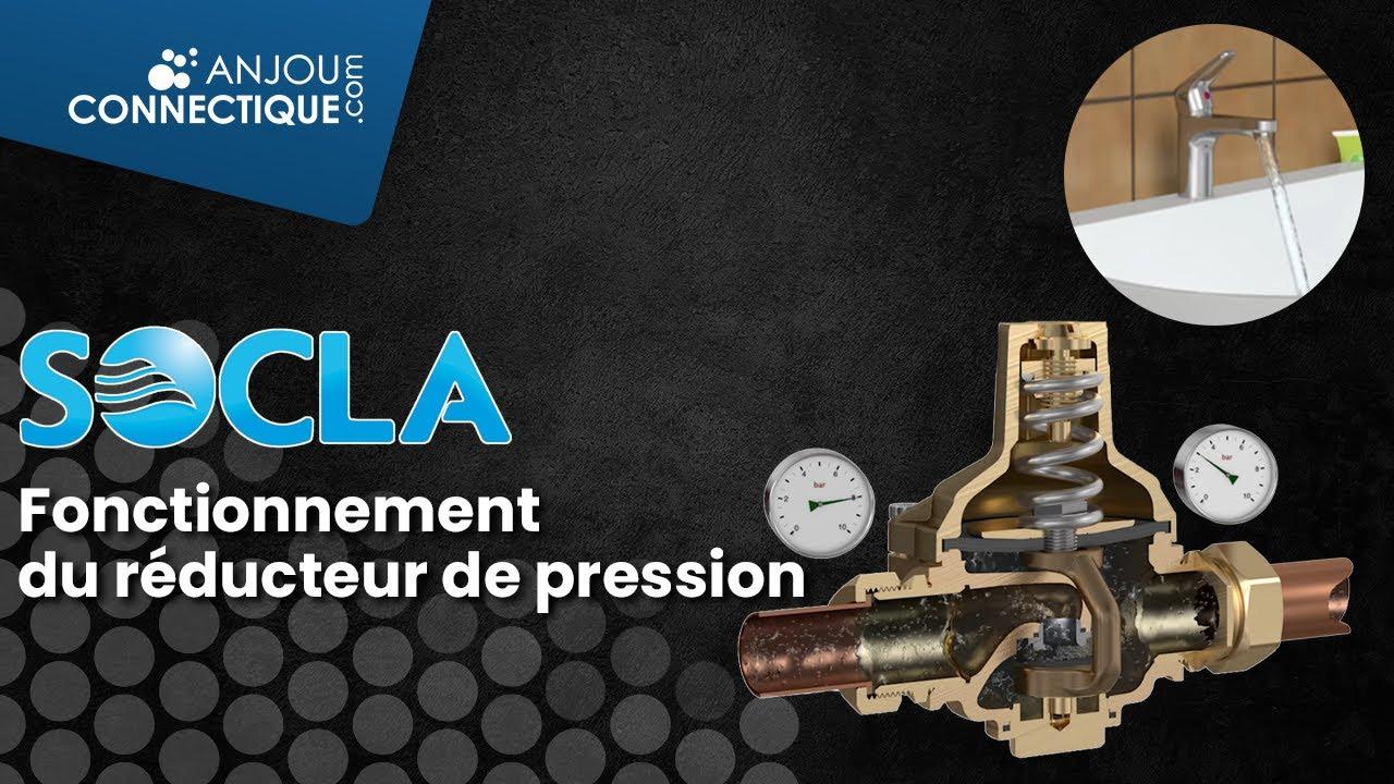 Vid o du fonctionnement du r ducteur de pression youtube - Reducteur de pression cumulus ...