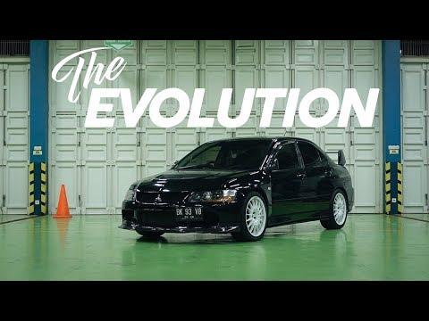 "REVIEW - Mitsubishi Lancer Evolution IX ""RalliArt"" #CARVLOG INDONESIA"