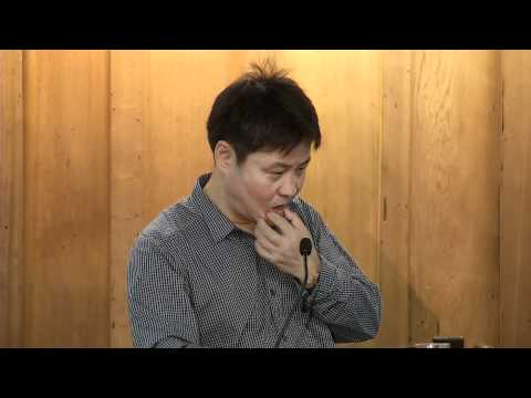 """Yu Hua talking about his new book """"China in Ten Words"""""""