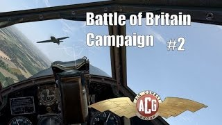 IL-2 Cliffs of Dover Multiplayer - ACG Battle of Britain Mission 2