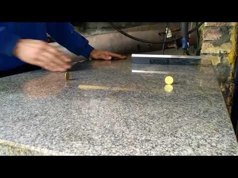 Гранитная поверочная плита -  наконец-то 😊 Granite Plate For Calibration