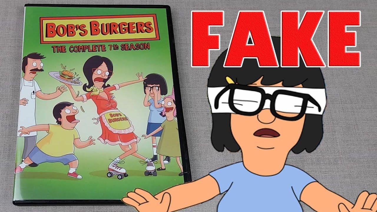 bobs burger dvd