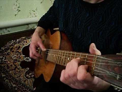 БРОДЯЧИЕ АРТИСТЫ -(гр. Веселые ребята) инструментал + ТАБЫ