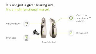 Phonak Audéo Marvel Hearing Aids | Models, Reviews, Prices
