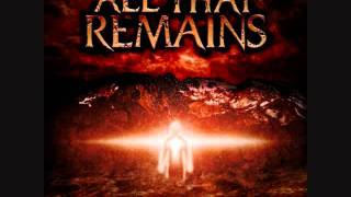 Watch All That Remains Relinquish video