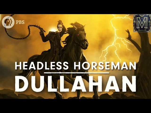 The Original Headless Horseman | Monstrum