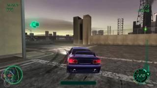 Midnight Club II   PC Gameplay   1080p HD   Max Settings
