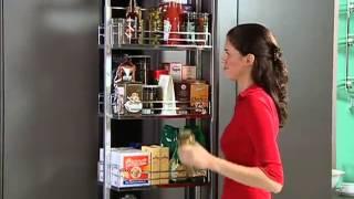 Фурнитура для кухни Kessebohmer1(, 2012-10-25T15:41:38.000Z)