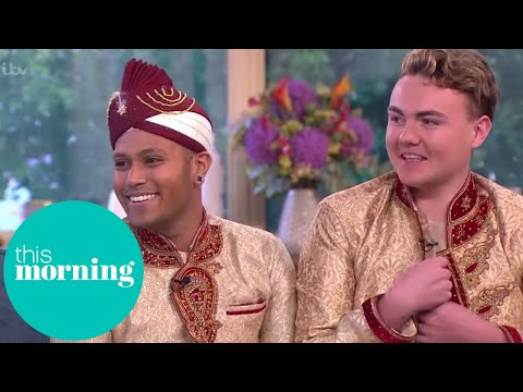 A Chance Encounter Led To The First Gay Muslim Wedding | This Morning