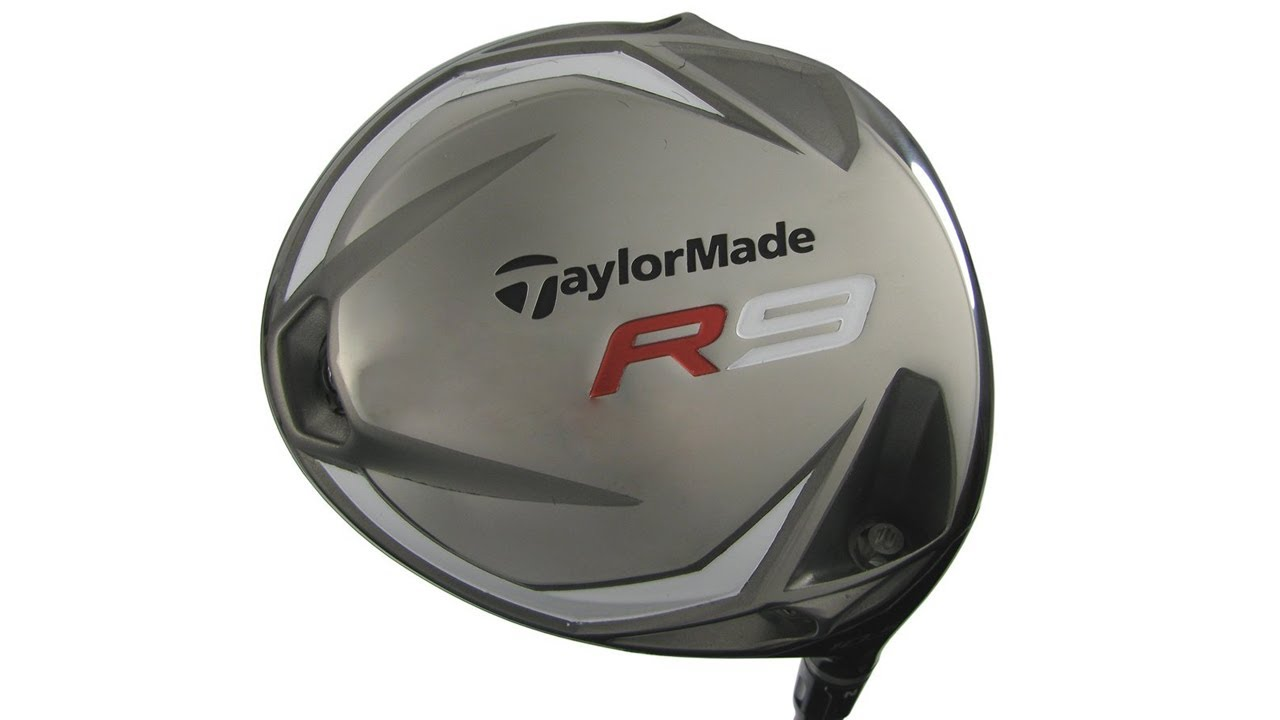 GOLF CLUB REVIEWS TAYLORMADE R9 WINDOWS DRIVER