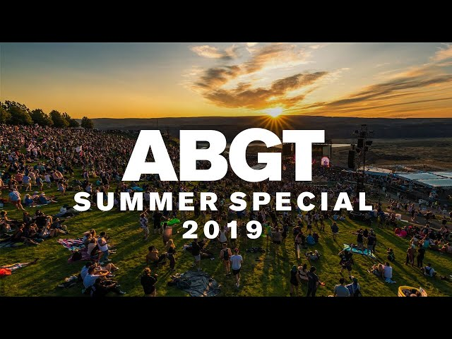 Group Therapy Summer Special 2019 with Above & Beyond
