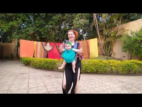 Jerusalema - Healing Dances (Brazil) - Gina & Oryah