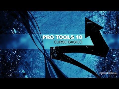 07 - Curso de Pro Tools 10 - Manipulando pistas en nuestra sesion PT2