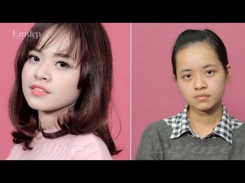 180 độ đẹp: Biến cô giáo viên chững chạc thành hotgirl Hàn Quốc