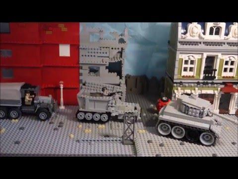 видео: оборона Сталинграда (лего анимация)
