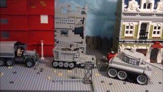 Лего (Lego) вторая мировая война
