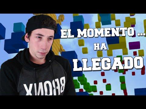 EL MOMENTO ... HA LLEGADO!!