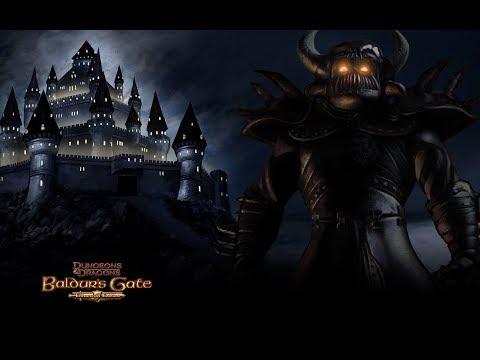 Прохождение: Baldur's Gate (EE) (Соло Воин/Маг/Вор)  (Ep 1) Как все сложно !