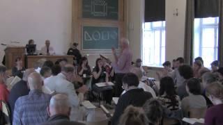 547 Granville - Poland Sacred Harp Convention 2012