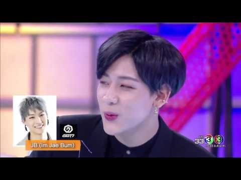 [ENG SUB] TODAY SHOW - Bambam talks about members in GOT7