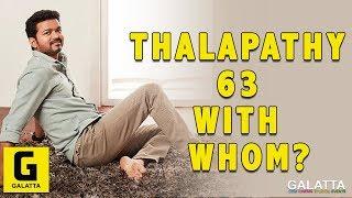 Thalapathy 63: Vijay's Next With Whom?   Atlee   Mohan Raja   Ameer   Vinoth   Vignesh Shivan   AR