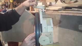 "Bandsaw ""wooden Machine"" - Tračna Pila ""mašina Od Drveta"""