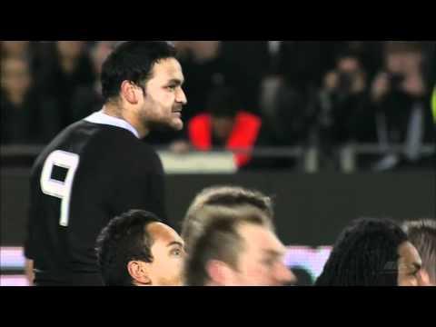 Kapa O Pango - Haka - New Zealand All Blacks, August 6, 2011 (HD)