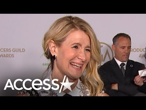 Laura Dern Was 'Struck' The First Time She Saw Brad Pitt: He Had An 'Energy I'd Never Seen Before'