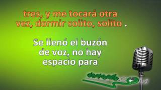 Salamandra Solito karaoke