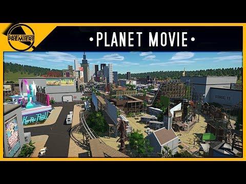 Planet Movie | Planet Coaster Premiere | 4Kᵁᴴᴰ