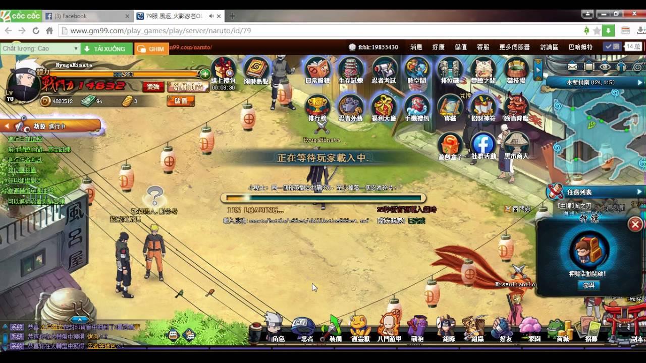 63 Gambar Naruto Online Bandai Terlihat Keren