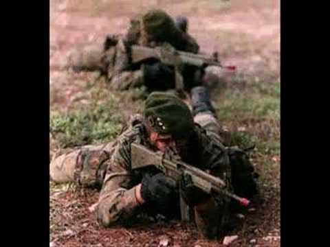 guerrilleros españoles