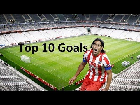 Radamel Falcao ● Top 10 Goals