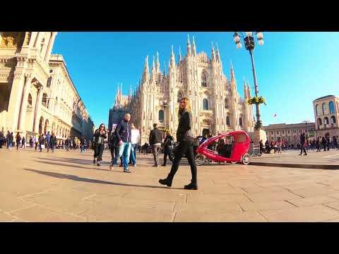 Travel to MILAN | GoPro Hero 6