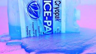 Ice-Pak Slime? Cutting Open an Ice Pak