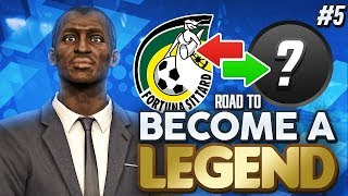 "ROAD TO BECOME A LEGEND! PES 2019 #5 | ""A SURPRISE TRANSFER?!"""
