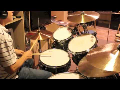 Beatles Roll Over Beethoven Drum Cover Youtube