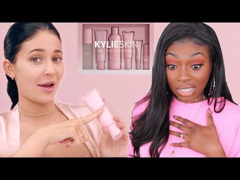 WHY I WON'T BE BUYING THE KYLIE SKIN COLLECTION...