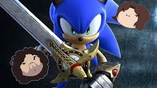 Game Grumps Sonic and the Black Knight Best Moments Part 1