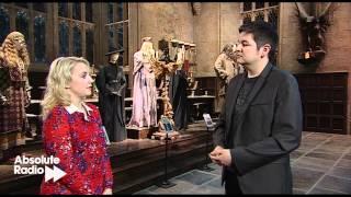 Evanna Lynch interview at Harry Potter Studio tour